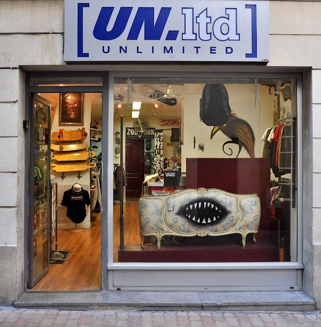 Unlimited Skate Shop