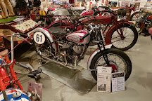 Tony Leenes Indian Motorcycle Museum, Lemmer, The Netherlands