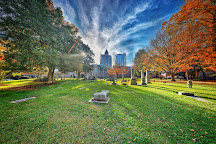 Old Settlers Cemetery, Charlotte, United States