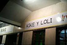 Kike y Loli, Madrid, Spain