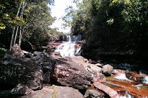 Salto Kawi, Canaima National Park, Venezuela