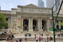 New York Public Library, New York City, United States