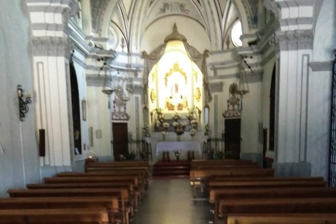 Santuario Nuestra Senora de Flores, Alora, Spain