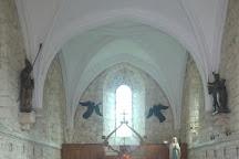 Eglise Saint-Martin, Cricqueboeuf, France