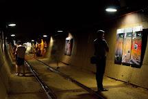 World War II Oil Storage Tunnels, Darwin, Australia