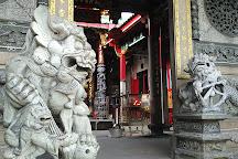 Kheng Hock Keong Chinese Temple, Yangon (Rangoon), Myanmar