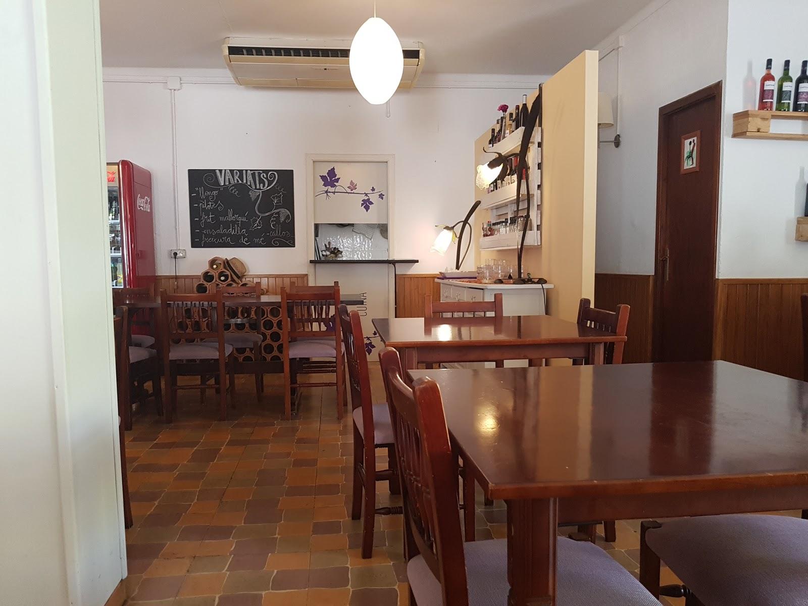 Cafè Restaurant Sa Parra