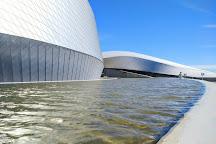 National Aquarium Denmark, Den Bla Planet, Copenhagen, Denmark