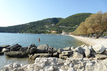 Keri Beach, Limni Keri, Greece