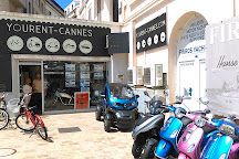 Yourent-Cannes, Cannes, France