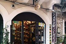 Sicilian Store, Taormina, Italy