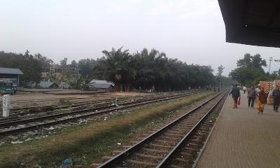 Shamsher Nagar Railway Station