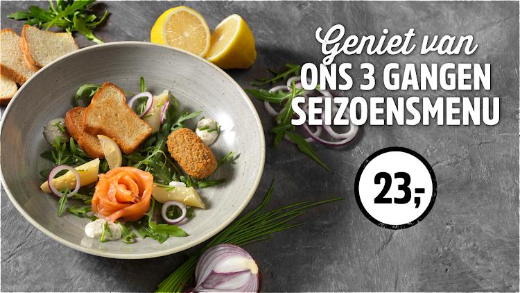 Restaurant De Beren Almere