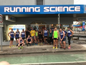 Running Science Rozelle