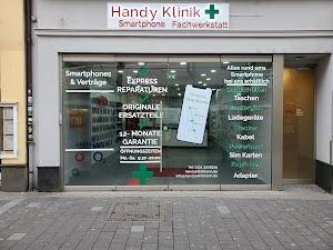 Handy Klinik Bonn - Smartphone Fachwerkstatt