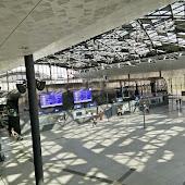 Железнодорожная станция  Łódź Lodz