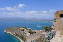 Fortress Palamidi, Nafplio, Greece