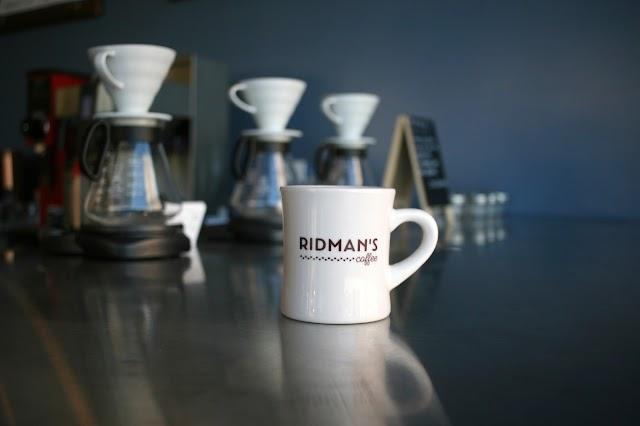 Ridman's Coffee