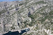 Belvedere de Sugiton, Marseille, France