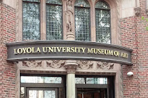 Loyola University Museum of Art (LUMA), Chicago, United States
