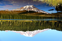 Reflection Lakes, Mount Rainier National Park, United States