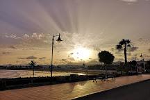 Playa de los Pocillos, Puerto Del Carmen, Spain