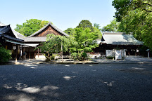Minase Jingu Shrine, Shimamoto-cho, Japan