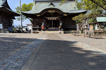 Ichijo Shrine, Shimanto, Japan
