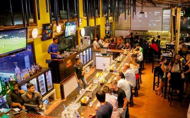 Leopold Lounge Bar