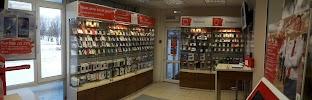 Салон-магазин МТС на фото Усинска