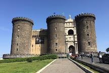Castel Nuovo - Maschio Angioino, Naples, Italy