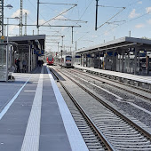 Train Station  Magdeburg Hbf