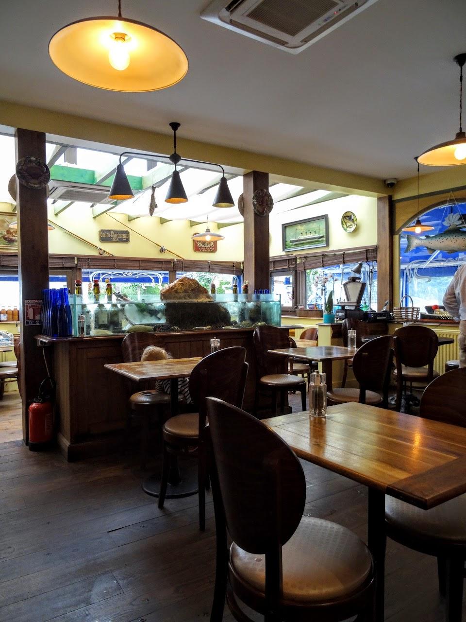 Le Baligan, Restaurant Cabourg