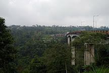 Tukad Bangkung Bridge, Pelaga, Indonesia
