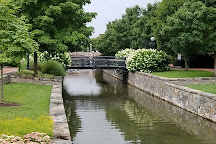 Carroll Creek Linear Park, Frederick, United States