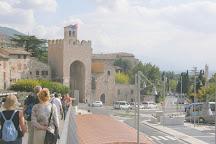Porta San Pietro, Assisi, Italy