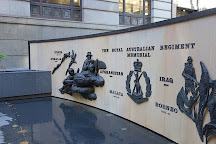 Royal Australian Regiment Memorial, Sydney, Australia