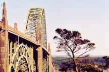 Yaquina Bay Bridge, Newport, United States