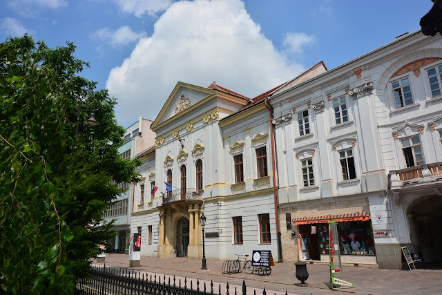 Galerie de la Slovaquie de l'Est