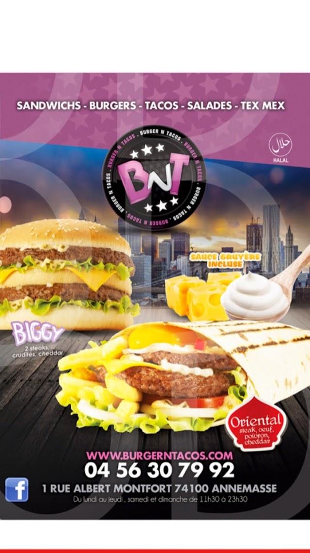 Burger N Tacos