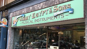 Jimmy Egypt and Sons Musical Instruments