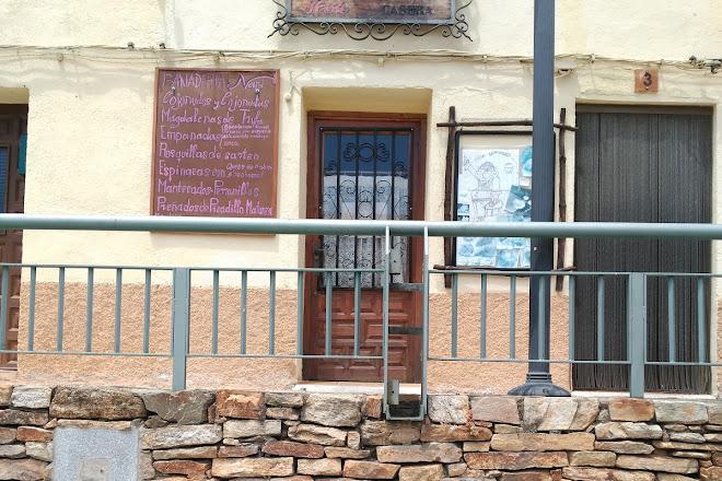 Panaderia Nani, Montejo de la Sierra, Spain