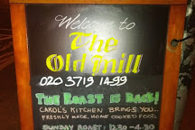 Old Mill Pub, London, United Kingdom
