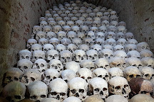 Ossuary at the Church of St James, Brno, Czech Republic