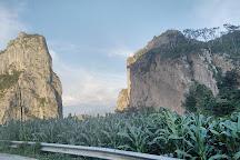 Cekong Hill, Enrekang, Indonesia