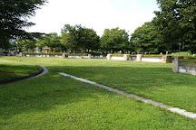 Wakasato park, Nagano, Japan