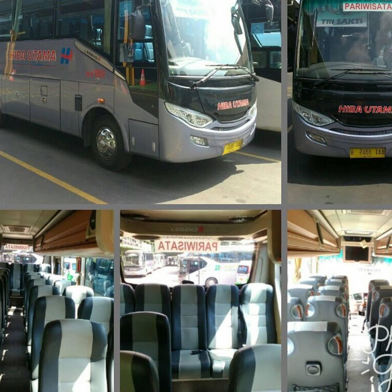 Bus Pariwisata Hiba Utama - Agen Cibinong