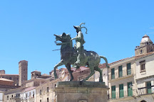 Plaza Mayor de Trujillo, Trujillo, Spain