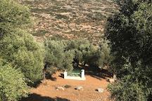 Rupert Brooke's Grave, Skyros Town, Greece
