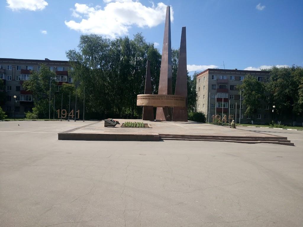 Фото Ковров: Площадь Победы